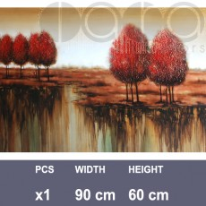 Canvas Painting - 0501-01-00063-01