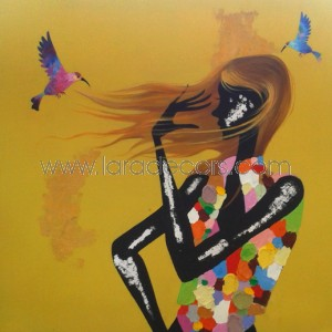 Canvas Painting - 0501-01-00023-01