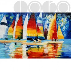 Canvas Painting - 0501-01-00098-01