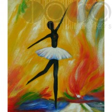 Canvas Painting - 0501-01-00244-01